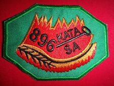 US Army 896th ENGINEER Battalion KATA SA Patch