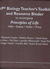 AP Biology Teacher's Toolkit & Resource Binder to Accompany Principels of Life