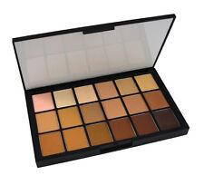 Ben Nye MediaPro Diverse Harmony Sheer Foundation Palette Make-up Foundation 18p