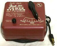 Vintage HO Scale Revell Transformer Power Station 800 Plus Model A Transformer