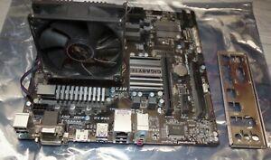 Gigabyte GA-78LMT-USB3 motherboard mainboard DDR3 bundle AMD Phenom II x6 1055T