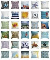 Marine Starfish Throw Pillow Cases Cushion Covers Home Decor 8 Sizes Ambesonne