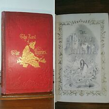 1848 The LAST Of The FAIRIES Illustrations ENGRAVINGS Epoch GPR James GILBERT