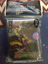 Max Protection Neo Sleeves Kunoichi Ninja Girl 50 Count 7060 KNK Near Mint Fast