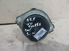 VW TOUAREG 2006 3.0 V6 TDI PASSENGER SIDE FRONT ENGINE MOUNT P/N: 7L6199131A