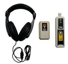 ultrasonic leak detector for gas air water tanks - code BGS63524 BGS workshop