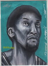 2014 BEST OF BASKETBALL JIM KYLE SKETCH: SCOTTIE PIPPEN #1/1 OF ONE NBA TOP 50