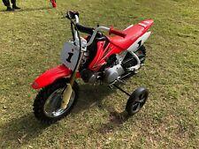 Motorcycle Training wheels for Honda CRF 50 - XR 50 - Z 50 - LEI Atomic 50