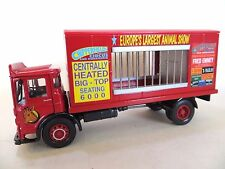 CORGI AEC CHIPPERFIELD'S CIRCUS CAGE TRUCK/LORRY 1:50 97889 PERFECT