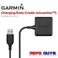 Garmin Vivoactive cable Genuine Charging cable /Data Cradle (010-12157-10): NEW