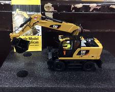 Caterpillar Cat M318F Wheeled Excavator 1/50 DieCast Construction By DM 85508