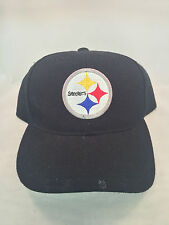 PITTSBURGH STEELERS VINTAGE MESH SNAP BACK HAT DEADSTOCK NEW