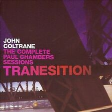 Tranesition: The Complete Paul Chambers Sessions [Remaster] by John Coltrane (CD