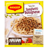 10 x MAGGI Spaghetti Bolognese Sauce refined with herbs fresh from Germany New