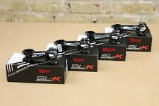 """FSA SL-K Alloy Stem 80, 90, 100, 110mm 1-1/8""""  Bar Clamp 31.8 Road / MTB Bike"""