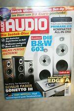 Audio 10/2018 Zeitschrift ohne CD !!!!!