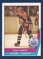 PAUL SHMYR 77-78 WHA  O-PEE-CHEE WHA 1977-78 NO 59 NRMINT+