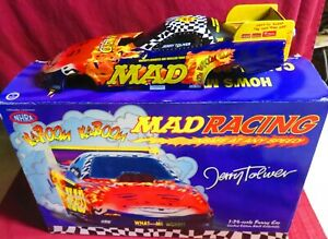 1/24 ACTION 1998 PONTIAC FUNNY CAR, MAD MAGAZINE, JERRY TOLIVER