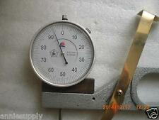 Double Bass Thickness Gauge Bass Dial indicator 0-50mm