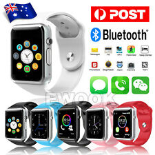Bluetooth Smart Wrist Watch A1 GSM Phone For Android Samsung iPhone Man Women AU