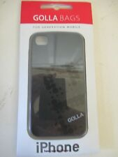 iPhone 4 Golla Bags grey hard case cover