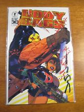 Wow! BODY BAGS #1**SIGNED BY JASON PEARSON MARTIN!** COA