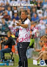 Kent Nielsen , Europameister Dänemark 1992,Aalborg BK original signiert/signed !