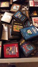 Atari 2600 VCS Spiele Donkey Kong Asteroids Pac Man Berzerk und viele mehr