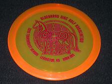 Discraft Tournament Stamp 2015 Blugrass Disc Golf Ass. 177g Lex Kentucky Horse