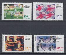 BRD 1968 - 1971 postfrisch Sporthilfe - Fußball Weltm. Frankreich, Nagano