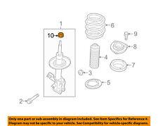 NISSAN OEM Front Suspension-Top Nut 54588JP00D