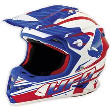 Ufo Helm Warrior Dynamic weiß Sturzhelm Motorradhelm Motocrosshelm