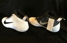NWOB Nike Force Zoom Trout 5 Metal Baseball Cleats White AH3373-110 Mens Size 11