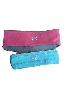 UNDER ARMOUR WOMEN'S Lot Of 2 Athletic Earwarmer/Headband