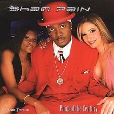 Sham Pain : Pimp of the Century CD