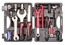 25 tlg. Fahrrad Werkzeug Koffer Satz Reparatur Service Rad Werkzeugkoffer Set