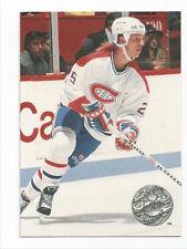 Petr Svoboda Canadiens 1991-1992 Pro Set Platinum #65