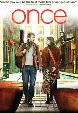 Once (DVD) Read the Description