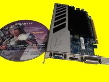PC CARTE GRAPHIQUE 512 MB GIGABYTE hd4550 / PCI-Express / HDMI/DVI / DDR3