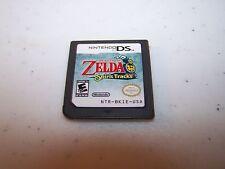 The Legend of Zelda Spirit Tracks Nintendo DS Lite DSi XL 3DS 2DS Game