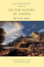 On the Nature of Things: de Rerum Natura (Paperback or Softback)