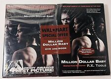 Million Dollar Baby Dvd And Book Set Clint Eastwood Hilary Swank
