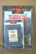 MARKLIN MäRKLIN BOOK VIDEO MIT VOLLDAMPF DURCH DEUTSCHLAND FAZINATION EISENBAHN
