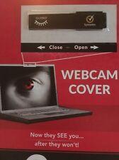 CSlide Webacam Cover - Easily control your privacy!