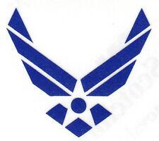 REFLECTIVE Air Force Decal Sticker fire helmet window yeti