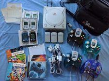 Sega Dreamcast (HKT-3020) Launch Edition Console (NTSC) Bundle