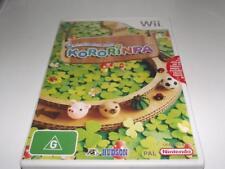 Kororinpa Nintendo Wii PAL *Brand New* Wii U Compatible