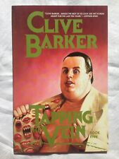 TAPPING THE VEIN Book 5 - CLIVE BARKER - ECLIPSE GRAPHIC NOVEL 1992 Mint 34 page