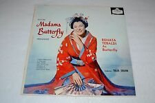 Puccini~Madama Butterfly~Renata Tebaldi~Tullio Serafin~London Records 5522