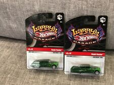 Hot Wheels Larry's Garage Purple Passion - Real Riders X2